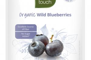 ORGANIC WILD BLUEBERRIES