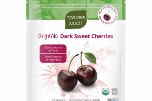 INDIVIDUALLY QUICK FROZEN DARK SWEET CHERRIES