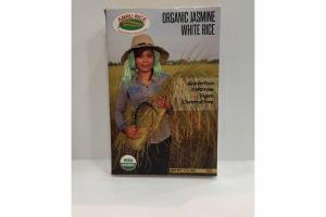 ORGANIC JASMINE WHITE RICE
