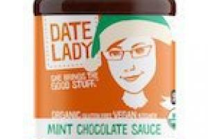 ORGANIC MINT CHOCOLATE SAUCE