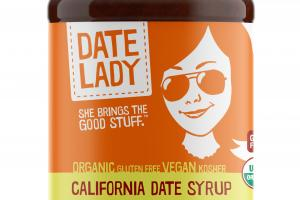 CALIFORNIA DATE SYRUP