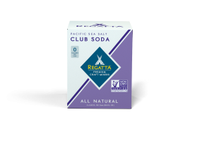 ALL NATURAL PACIFIC SEA SALT CLUB SODA