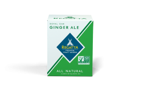 PREMIUM CRAFT MIXERS ROYAL OAK GINGER ALE