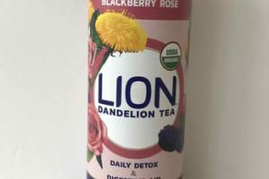 BLACKBERRY ROSE SUPERPLANT ELIXIR DANDELION TEA
