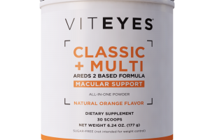 CLASSIC + MULTI AREDS 2 BASED FORMULA MACULAR SUPPORT DIETARY SUPPLEMENT SCOOPS