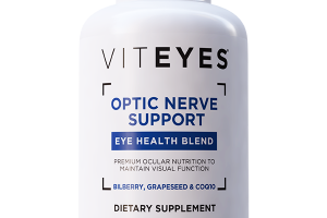 BILBERRY, GRAPESEED & COQ10 OPTIC NERVE SUPPORT EYE HEALTH BLEND DIETARY SUPPLEMENT TABLETS