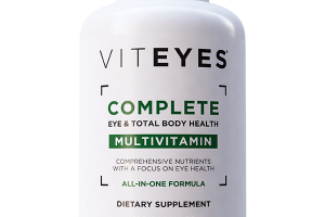 COMPLETE EYE & TOTAL BODY HEALTH MULTIVITAMIN DIETARY SUPPLEMENT CAPSULES