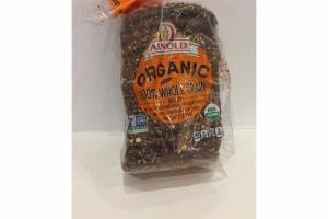ORGANIC 100% WHOLE GRAIN BREAD