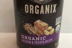 ORGANIC CHICKEN & POTATO RECIPE ADULT ALL BREEDS DOG FOOD
