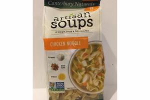 CHICKEN NOODLE ARTISAN SOUPS