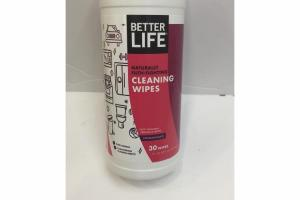 POMEGRANATE NATURALLY FILTH-FIGHTING CLEANING WIPES