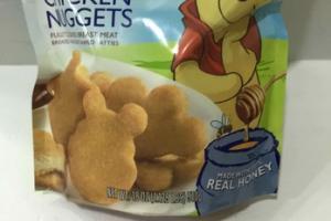 HONEY CHICKEN NUGGETS