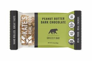 PEANUT BUTTER DARK CHOCOLATE GRIZZLY BAR