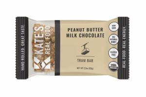 PEANUT BUTTER MILK CHOCOLATE TRAM BAR