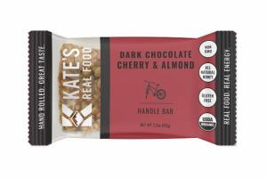 DARK CHOCOLATE CHERRY & ALMOND HANDLE BAR