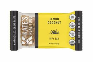 LEMON COCONUT BIVY BAR