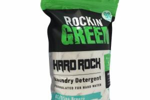 HARD ROCK LAUNDRY DETERGENT, AC/DSEA BREEZE