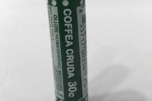 COFFEA CRUDA 30C LACTOSE FREE HOMEOPATHIC MEDICINE