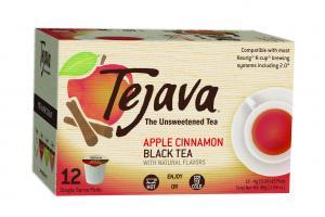 APPLE CINNAMON UNSWEETENED BLACK TEA