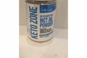 COCONUT CREAM KETO ZONE MCT OIL POWDER