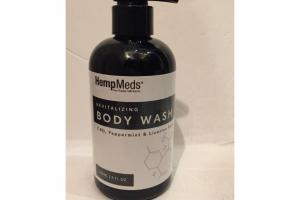 REVITALIZING BODY WASH