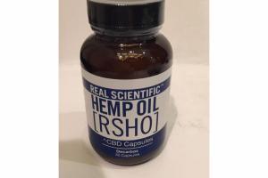 HEMP OIL [RSHO] ^CBD CAPSULES