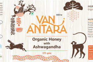 ORGANIC HONEY WITH ASHWAGANDHA