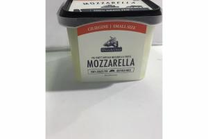 THE FINEST BUFFALO MOZZARELLA CHEESE