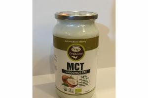 ORGANICS MCT COCONUT OIL