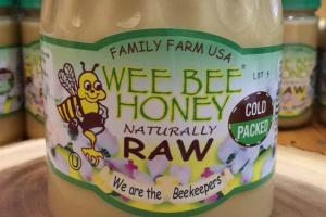 Naturally Raw Honey