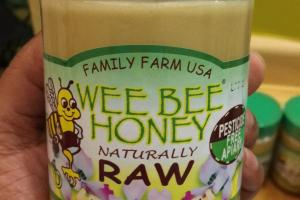 Naturally Raw Honey