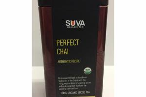 PERFECT CHAI 100% ORGANIC LOOSE TEA
