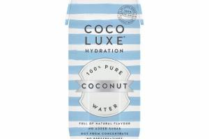 HYDRATION 100% PURE COCONUT WATER