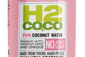 PURE PINK COCONUT WATER