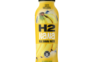 100% NATURAL REAL BANANA WATER