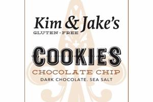 CHOCOLATE CHIP DARK CHOCOLATE, SEA SALT COOKIES