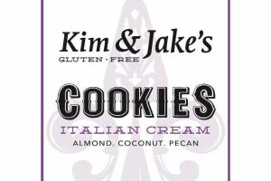 ITALIAN CREAM ALMOND, COCONUT, PECAN COOKIES