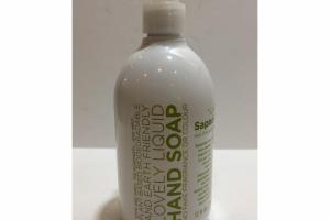 100% PURE ESSENTIAL OIL BLENDS HAND SOAP, ROSEMARY + PEPPERMINT