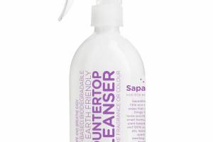 COUNTERTOP CLEANSER, SWEET LAVENDER + LIME