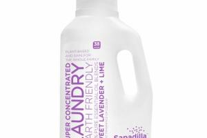 SUPER CONCENTRATED LAUNDRY 100% PURE ESSENTIAL OIL BLENDS, SWEET LAVENDER + LIME