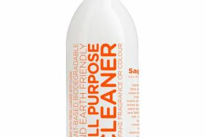 ALL PURPOSE CLEANER, GRAPEFRUIT + BERGAMOT