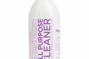 ALL PURPOSE CLEANER 100% PURE ESSENTIAL OIL BLENDS, SWEET LAVENDER + LIME