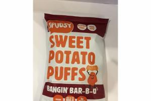 BANGIN' BAR-B-Q SWEET POTATO PUFFS