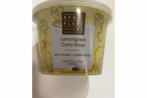 LEMONGRASS CURRY SOUP