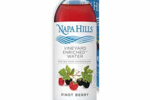 PINOT BERRY VINEYARD ENRICHED WATER WITH RED WINE ANTIOXIDANTS