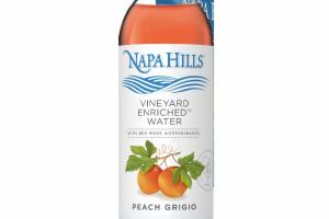 PEACH GRIGIO VINEYARD ENRICHED WATER BEVERAGE