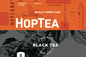 SPARKLING HOP BLACK TEA