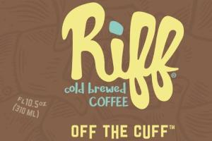 OFF THE CUFF COLD BREWED COFFEE