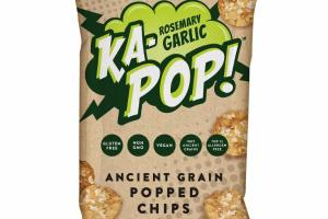 ROSEMARY GARLIC ANCIENT GRAIN POPPED CHIPS