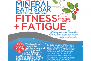FITNESS + FATIGUE MINERAL BATH SOAK